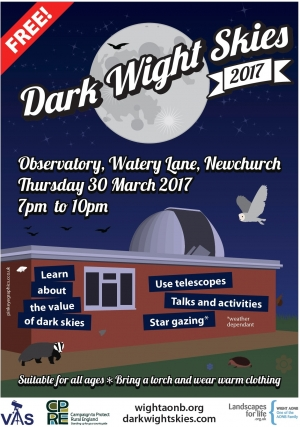 Dark Sky Event March 2017