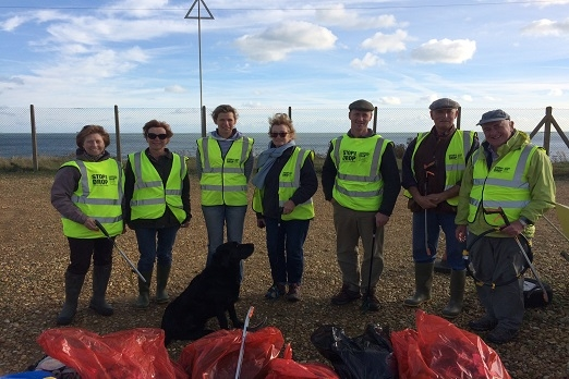 Yaverland Litter Pickers